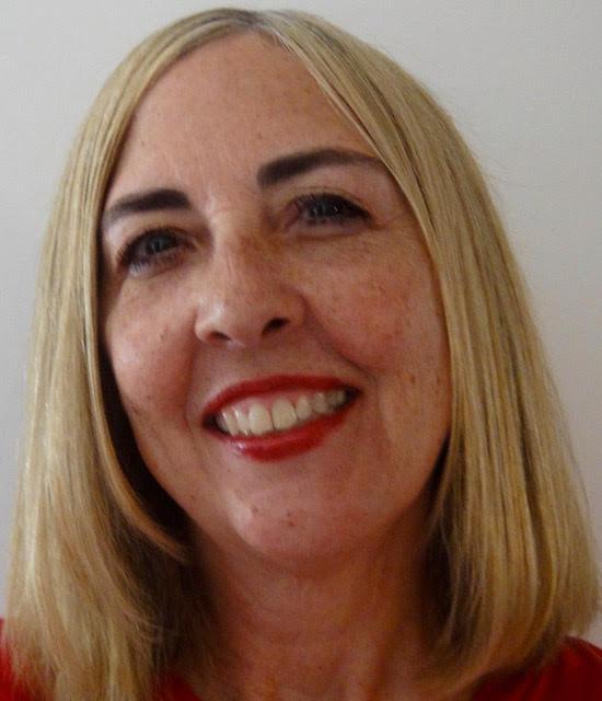 Author Shirley Kuzmunic