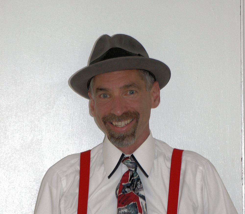 Bob Richley, author and poet