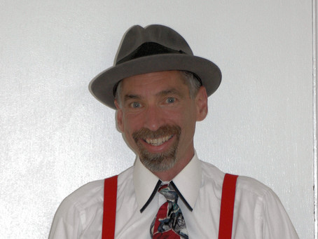 Author Interview - Bob Richley