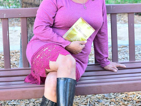 Author Interview - Ramona Trevino