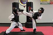 Martial Arts Kids Sparring Warrenton, MO