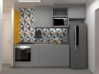 Cozinha alto astral