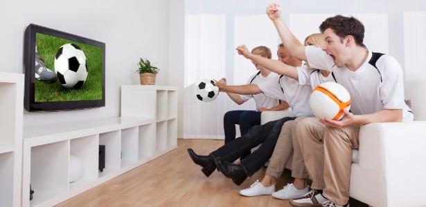 Distância TV / Sofá / Sala