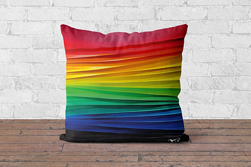 "Coussin ""Be Who you are"""