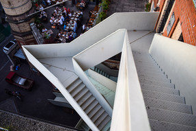 stair triangle
