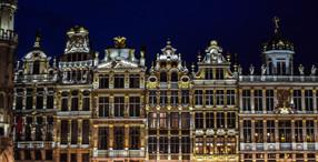 gilded facades