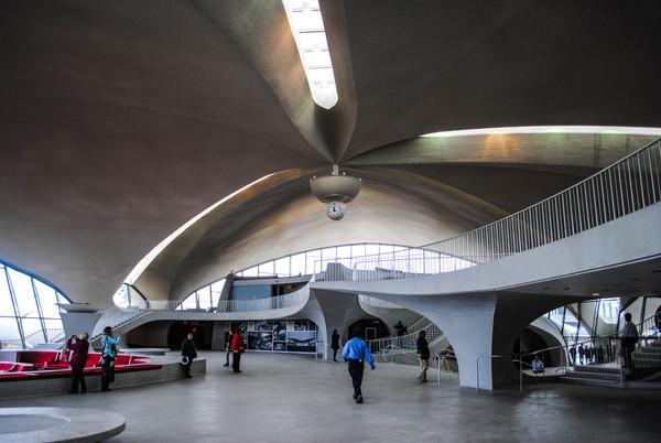 flight center (interior)