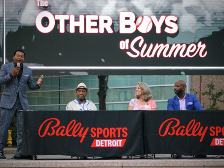 Collaborating with Bally Sports and the Detroit Tigers