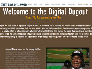 Digital Dugout launch party