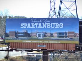 A week in Spartanburg, South Carolina