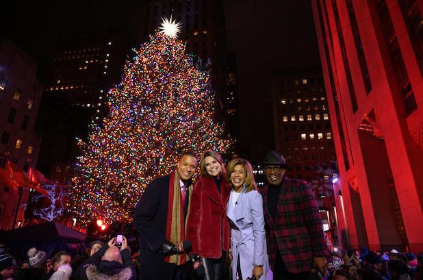 Christmas in Rockefeller Center 2018