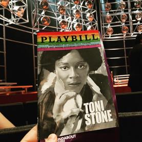 Toni Stone debuts Off Broadway