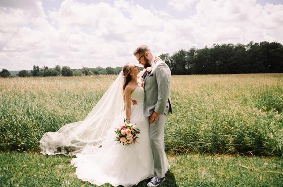 TYLER & SIDNEY - A Rose Gold Wedding