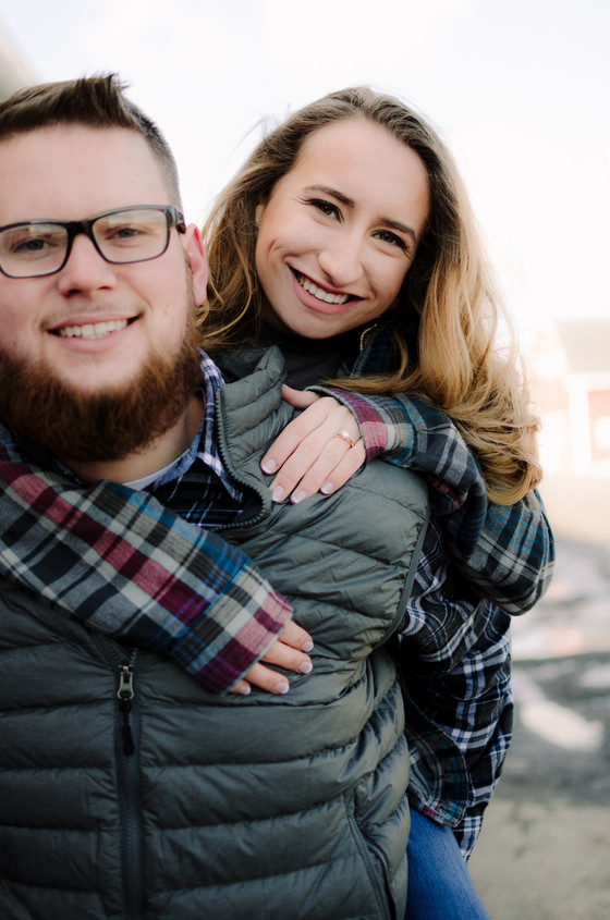 TYLER + SIDNEY - New Years Engagement Session