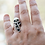 Thumbnail: the Death Eater Tattoo ring