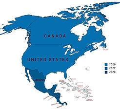 North & Central America