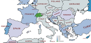Southern Europe