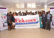 Edusei Foundation Nutrition conference at GIMPA with International pharmaceutical firm AstraZeneca