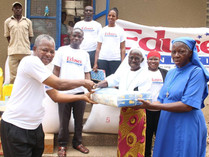 Edusei Foundation Helps the Needy Across Ghana