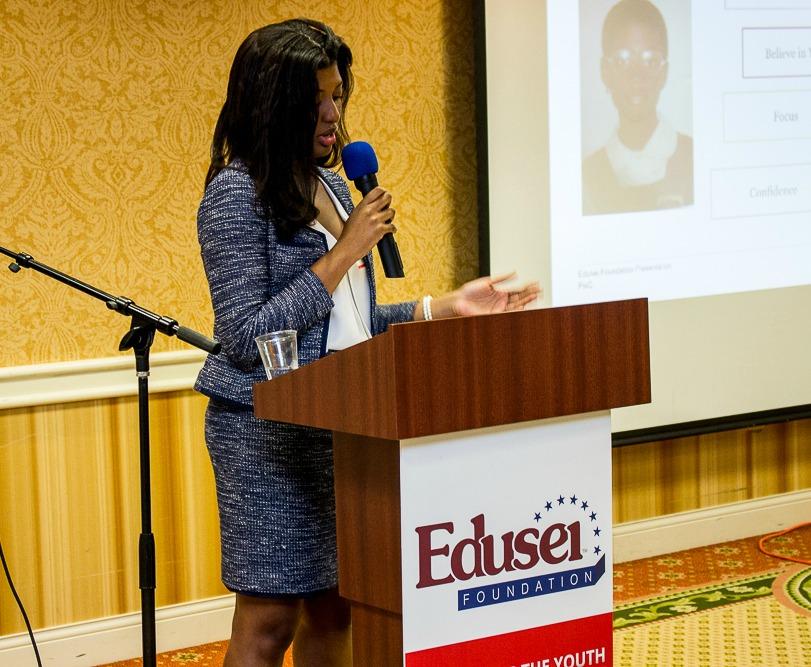 Yolande Guest Speaking