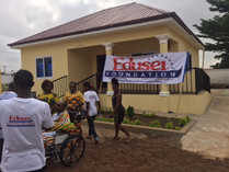 Edusei Foundation Commissions A Clinic For The Kumasi Children's Home