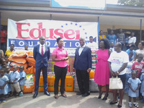 Edusei Foundation Keeps its Commitment to Kumasi Childrens
