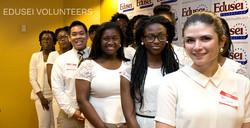 Edusei Volunteers