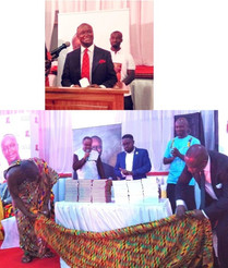 Dr Bawuah-Edusei launches autobiography 'Thrived Despite The Odds'