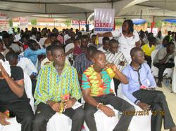 Edusei Foundation Workshop in Bekwai