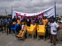 Edusei Foundation Donates 500 Chairs to Kumasi Academy