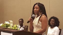 Sandra Ayensu an IT Professional and graduate of University of Maryland