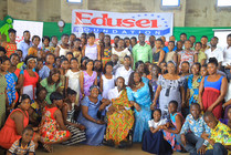 Edusei Foundation Takes Youth Workshop To Kumasi