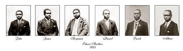 EDUSEI BROTHERS -1925