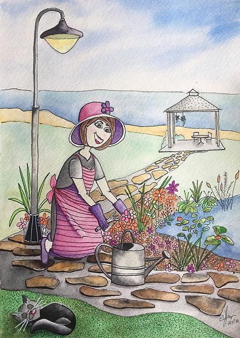 La jardinière