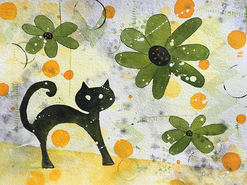 Pausing Cat II