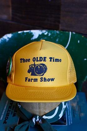 Vintage Farm Show Hat | One Size
