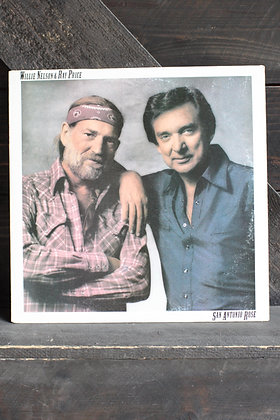 Willie Nelson & Ray Price / San Antonio Rose