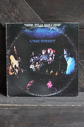 Crosby, Stills, Nash & Young / 4 Way Street