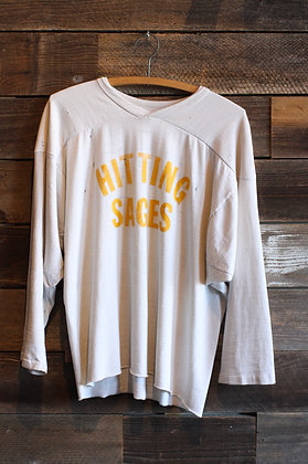 '50s/'60s Hitting Sages Distressed Jersey |
