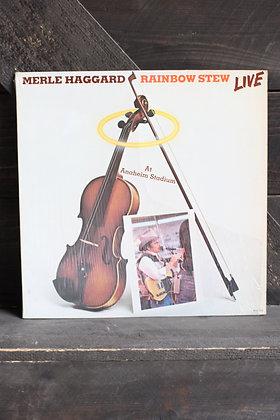Merle Haggard / Rainbow Stew Live