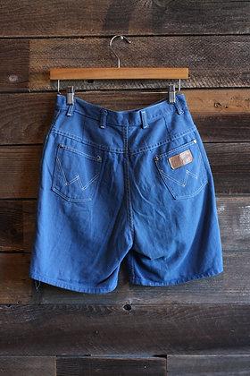 '60s Wrangler Blue Bell Denim Shorts | Women's M