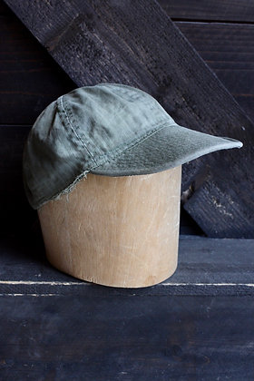 WWII HBT Green Military Cap | M