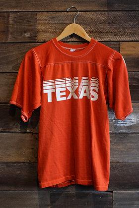 '70s Orange Texas Longhorns Jersey | Women's S