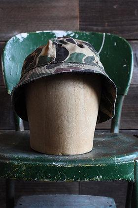 Vintage Camo Bucket Hat | S