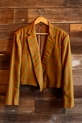 '50s/'60s Penney's Ranchcraft Western Jacket - Men's Large