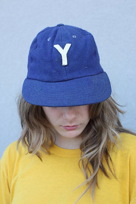 '50s Collectible Wool 'Y' Cap | XS/S