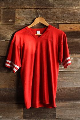 '80s Red Jersey - Men's Medium