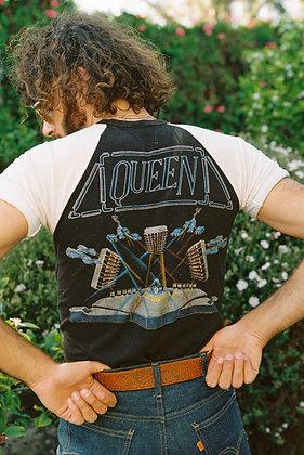 '82 Queen Raglan Tee | Men's S