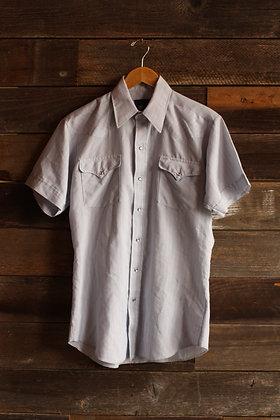 '70s Panhandle Slim Short Sleeve Pearl Snap - Men's Large