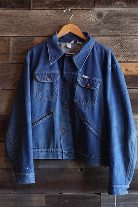 '70s Wrangler No Fault Denim Jacket | Men's XL